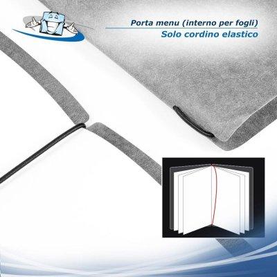 Glassnox - Porta informazioni da parete