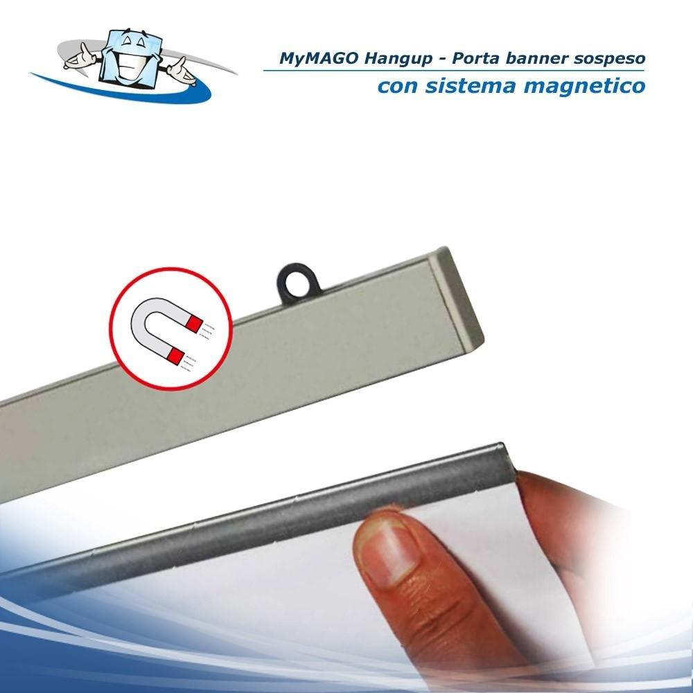 Privato VlETATO L/'lNGRESSO A Strisce Scudo magnetico SCUDO magneticamente
