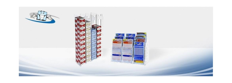 Espositori per Tabaccherie in Plexiglass