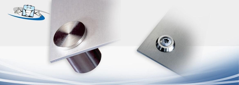 Distanziali in acciaio/alluminio
